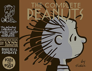 The Complete Peanuts: 1981 to 1982 sally koslow the late lamented molly marx