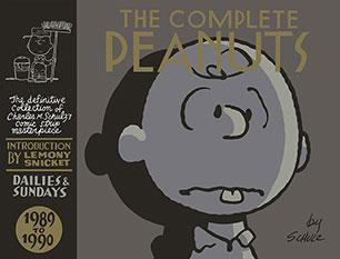 The Complete Peanuts: 1989 to 1990 the complete peanuts 1989 to 1990