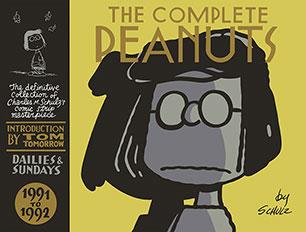 The Complete Peanuts: 1991 to 1992 the complete peanuts 1989 to 1990