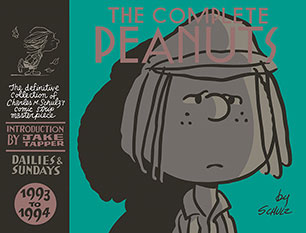 The Complete Peanuts: 1993 to 1994 the birdcage