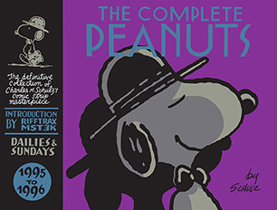 The Complete Peanuts: 1995 to 1996 the complete peanuts 1989 to 1990