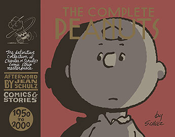 The Complete Peanuts: 1950-2000 the art of battlefield 1