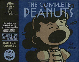 The Complete Peanuts: 1953 to 1954