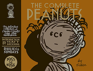 The Complete Peanuts: 1955 to 1956 charlie chick learns to fly