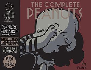 The Complete Peanuts: 1961 to 1962 the complete peanuts 1989 to 1990