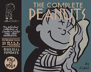 The Complete Peanuts: 1963 to 1964 holes