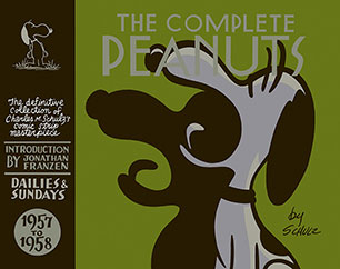 The Complete Peanuts: 1957 to 1958 verne j journey to the centre of the earth