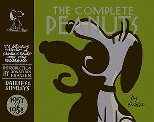 The Complete Peanuts: 1957 to 1958 the complete peanuts 1989 to 1990
