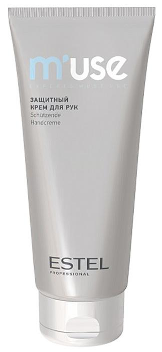 Estel MUSE Handcreme - Защитный крем для рук 100 млMU100/C2Эффект жидких перчаток. Эффективно защищает кожу рук от агрессивного внешнего воздействия.Как ухаживать за ногтями: советы эксперта. Статья OZON Гид