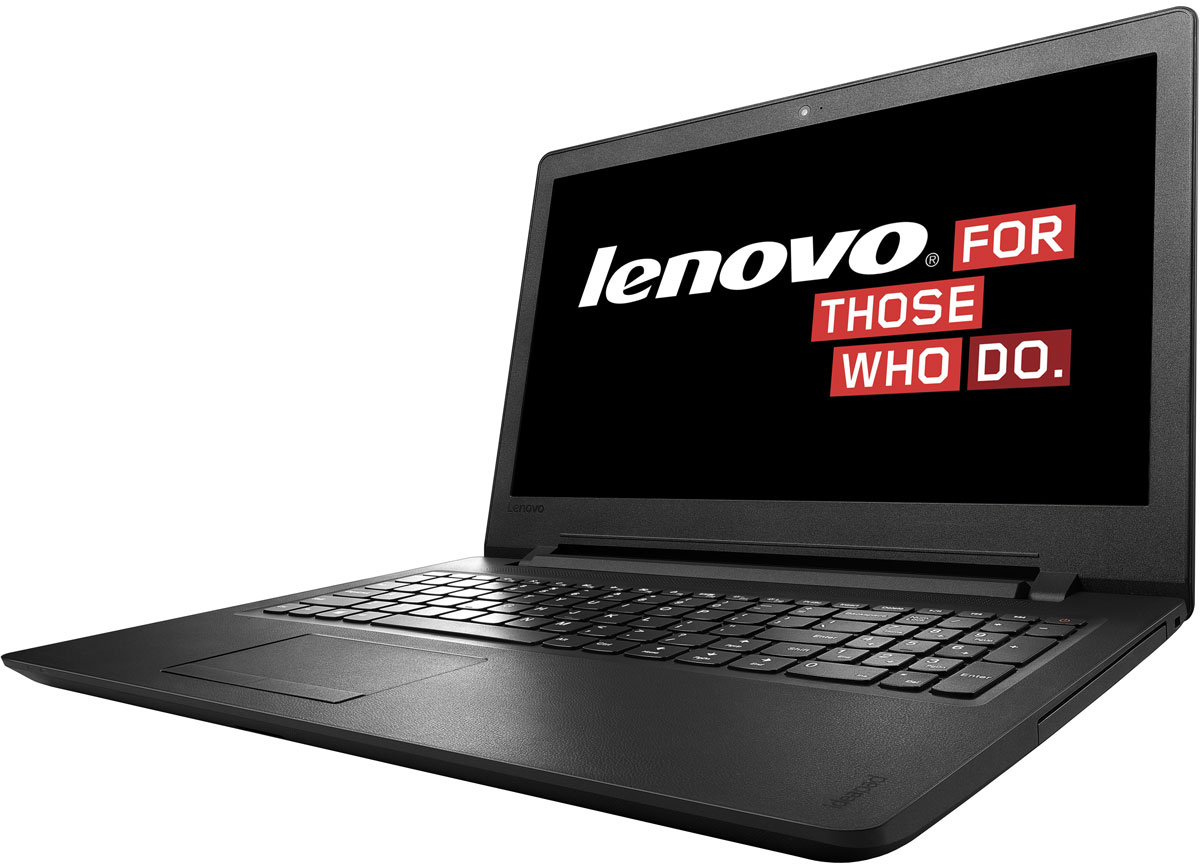 Lenovo IdeaPad 110-15IBR, Black (80T700C0RK)
