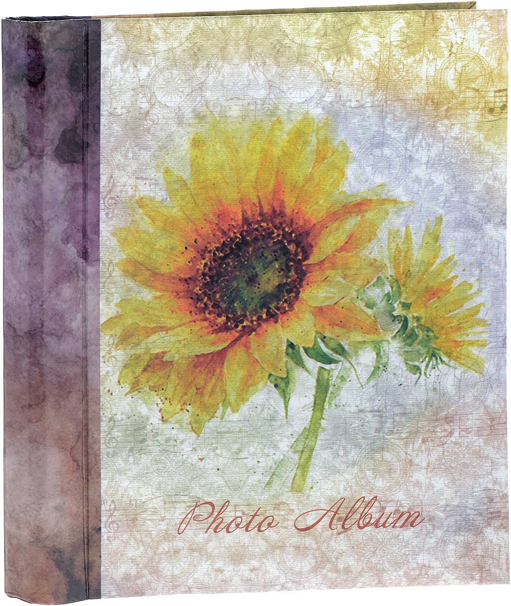 Фотоальбом Platinum Цветочная коллекция - 7, 30 листов, цвет: желтый, бежевый. 9820-303М2314_желтый, коричневый/9820-30Фотоальбом Platinum Цветочная коллекция - 7, изготовленный из ламинированного картона с клеевым покрытием и пленки ПВХ, поможет сохранить вам самые важные и счастливые события вашей жизни. Этот альбом станет драгоценной памятью для вас, вашего ребенка и, возможно, ваших внуков.Обложка выполнена из толстого картона и оформлена оригинальным рисунком. Внутри содержится 30 магнитных листов, которые скреплены с помощью спирали. Нам всегда так приятно вспоминать о самых счастливых моментах жизни, запечатленных на фотографиях. Поэтому фотоальбом является универсальным подарком к любому празднику. Размер листа: 22,5 х 28 см.