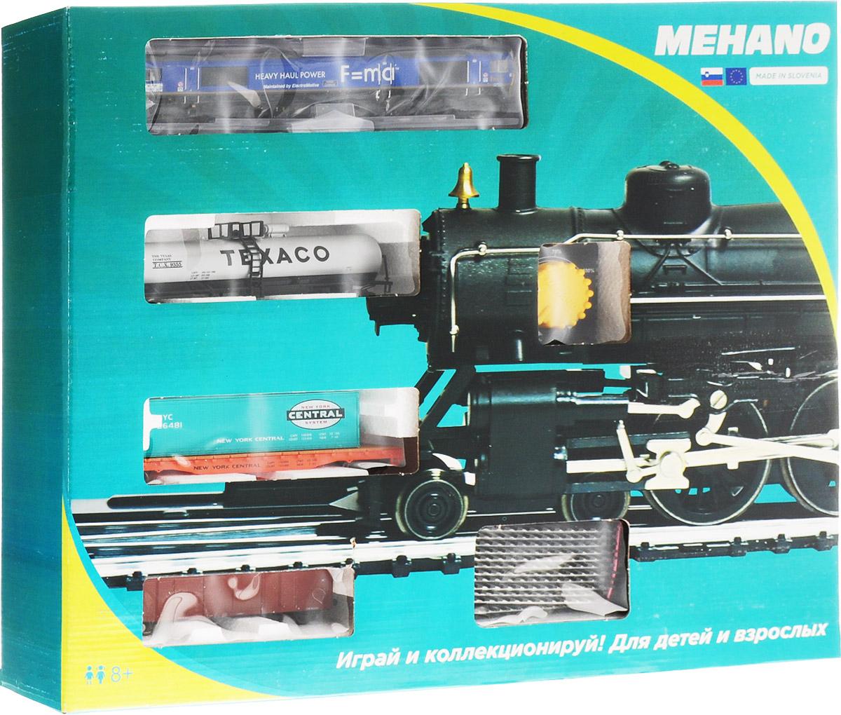 Mehano Железная дорога Prestige c тепловозом GM EMD CL77 - Железные дороги
