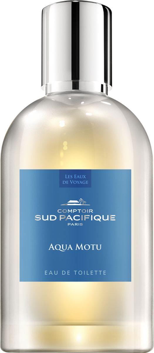Comptoir Sud Pacifique Туалетная вода Воды о. Моту 100 мл comptoir sud pacifique парфюмированная вода сад нероли 100 мл