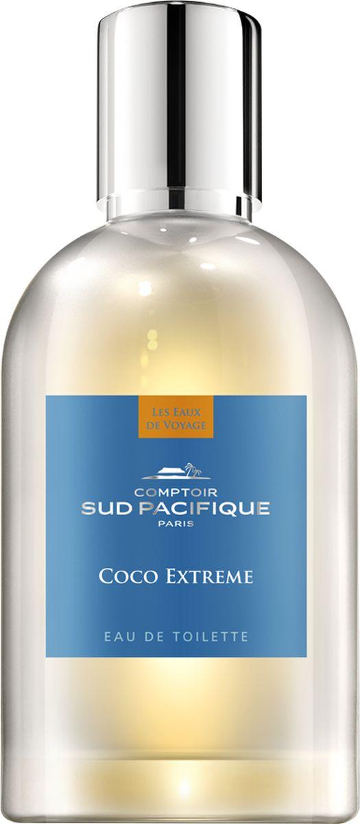 """Comptoir Sud Pacifique Туалетная вода """"Кокосовый соблазн"""" 30 мл"""