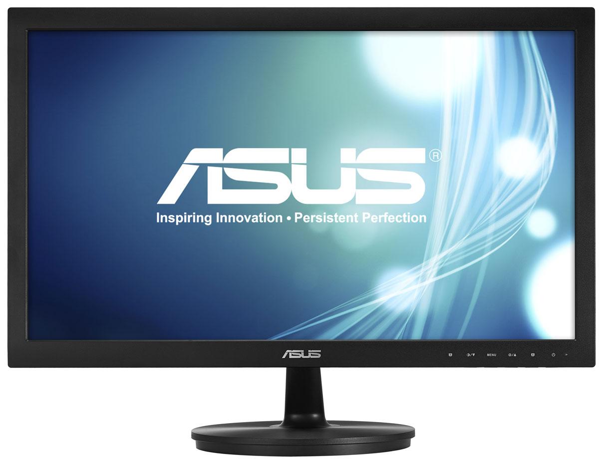 ASUS VS228NE, Black монитор90LMD8501T02211C-ASUS представляет современный ЖК-монитор VS228NE со светодиодной подсветкой, высокой контрастностью и поддержкой HDCP. Помимо великолепного качества изображения он может похвастать прекрасным дизайном корпуса и изящной, надежной подставкой.Благодаря технологии ASCR, которая динамически изменяет яркость подсветки в зависимости от текущего изображения, контрастность данного монитора достигает фантастического уровня – 50 000 000:1!Технология Smart View обеспечивает отсутствие искажений цвета при взгляде на экран снизу, например, если вы захотите посмотреть фильм, лежа на диване. А функция контроля соотношения сторон позволяет пользователям указать предпочтительный способ отображения видеоматериала при масштабировании: растягивать картинку на весь экран или сохранять соотношение сторон 4:3.Эксклюзивная технология Splendid Video Intelligence позволяет быстро настраивать монитор в соответствии с текущими задачами и условиями (игры, просмотр фото, работа в ночное время и т.д.), чтобы получить максимально качественное изображение. Всего доступно шесть вариантов настройки. Между ними можно легко переключаться нажатием на специально выделенную для этого кнопку.