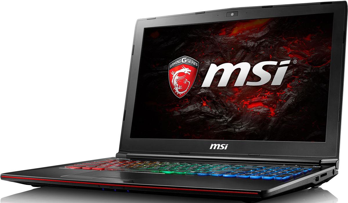 MSI GE62MVR 7RG-011RU Apache Pro, BlackGE62MVR 7RG-011RUКомпания MSI создала игровой ноутбук GE62MVR 7RG Apache Pro с новейшим поколением графических карт NVIDIA GeForce GTX 1070. По ожиданиям экспертов производительность GeForce GTX 1070 должна более чем на 40% превысить показатели графических карт GeForce GTX 900M Series. Благодаря инновационной системе охлаждения Cooler Boost и специальным геймерским технологиям, применённым в игровом ноутбуке MSI GE62MVR 7RG Apache Pro, графическая карта новейшего поколения NVIDIA GeForce GTX 1070 сможет продемонстрировать всю свою мощь без остатка. Олицетворяя концепцию Один клик до VR и предлагая полное погружение в игровые вселенные с идеально плавным геймплеем, игровые ноутбуки MSI разбивают устоявшиеся стереотипы об исключительной производительности десктопов. Ноутбуки MSI готовы поразить любого геймера, заставив взглянуть на мобильные игровые системы по-новому.7-ое поколение процессоров Intel Core серии H обрело более энергоэффективную архитектуру, продвинутые технологии обработки данных и оптимизированную схемотехнику. Производительность Core i7-7700HQ по сравнению с i7-6700HQ выросла в среднем на 8%, мультимедийная производительность — на 10%, а скорость декодирования/кодирования 4K-видео — на 15%. Аппаратное ускорение 10-битных кодеков VP9 и HEVC стало менее энергозатратным, благодаря чему эффективность воспроизведения видео 4K HDR значительно возросла.Запускайте игры быстрее других благодаря потрясающей пропускной способности PCI-E Gen 3.0x4 с поддержкой технологии NVMe на одном устройстве M.2 SSD. Используйте потенциал твердотельного диска Gen 3.0 SSD на полную. Благодаря оптимизации аппаратной и программной частей достигаются экстремальный скорости чтения до 2200 МБ/с, что в 5 раз быстрее твердотельных дисков SATA3 SSD.Вы сможете достичь максимально возможной производительности вашего ноутбука благодаря поддержке оперативной памяти DDR4-2400, отличающейся скоростью чтения более 32 Гбайт/с и скоростью записи 36 Гбайт/