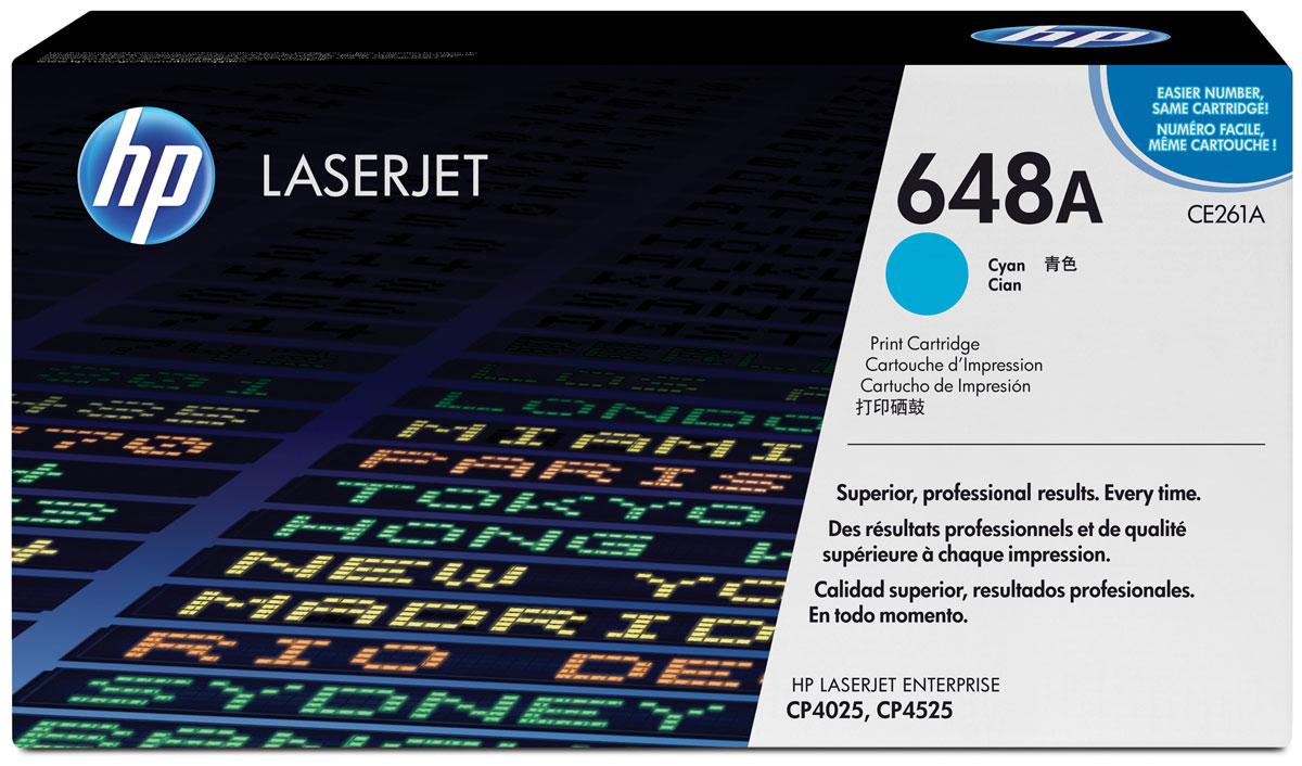 HP CE261A, Cyan тонер-картридж для Color LaserJet CP4025/CP4525CE261AРасходные материалы HP Color LaserJet 647 обеспечивают высокую производительность и экономят время и расходные материалы. Надежная печать деловых документов профессионального качества. Картриджи HP разработаны для использования с вашим принтером.Оригинальные картриджи HP с тонером ColorSphere обеспечивают четкий синий цвет при печати деловых документов. Тонер HP гарантирует неизменно высокие результаты и профессиональное качество лазерной печати на различных носителях.Низкие расходы на печать и высокая эффективность работы. Картриджи для принтеров HP Color LaserJet гарантируют безотказную печать неизменно высокого качества. Благодаря своей исключительной надежности эти картриджи обеспечивают бесперебойную работу и позволяют снизить затраты на расходные материалы.Выберите черный картридж в соответствии с вашими потребностями. Этот стандартный картридж идеально подходит для повседневной офисной печати. Интеллектуальная система, встроенная в оригинальные картриджи HP, упрощает мониторинг расхода тонера и процедуру заказа расходных материалов.