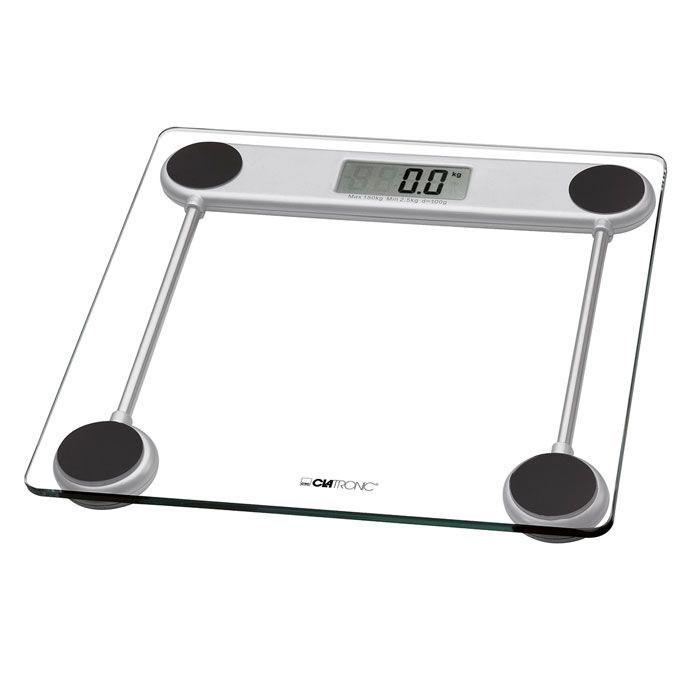 Clatronic PW 3368, Glas напольные весы