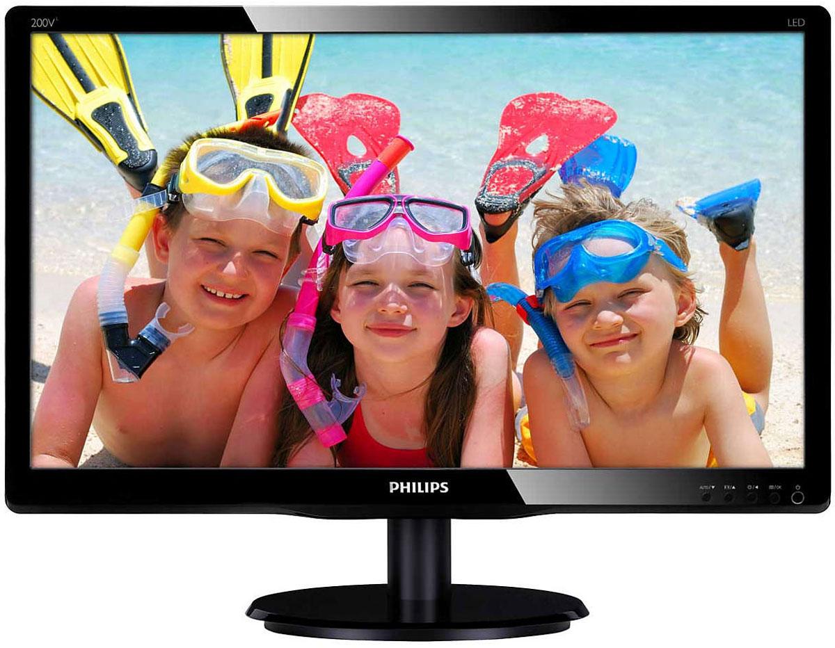 Philips 200V4QSBR монитор