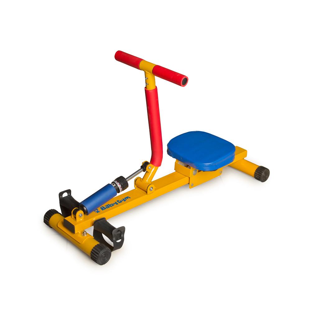 Гребной тренажер Baby Gym  Гребля. LEM-KRM001  - Кардиотренажеры