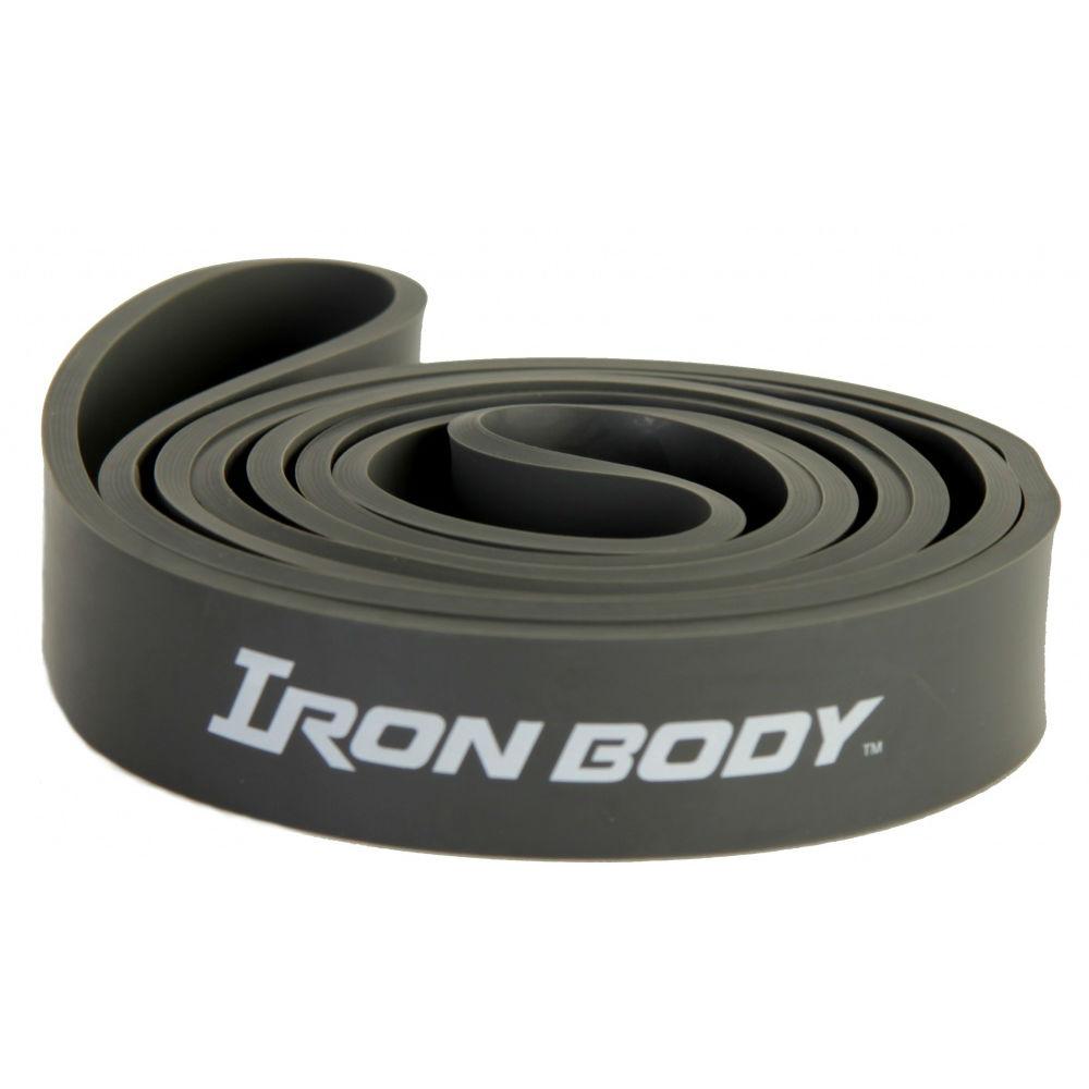 Эспандер замкнутый Iron Body 1511EG-60, высокая нагрузка, ширина 3 см, 20 кг322134Эспандер Iron Body 1511EG-60 - это легкий портативный тренажер в виде эспандера-ленты, выполненный из латекса. Тренажер поможет увеличить силу и выносливость, растянуть и укрепить мышцы. Изделие может также применяться для облегчения выполнения некоторых упражнений. Сопротивление: 20 кг.Длина: 208 см