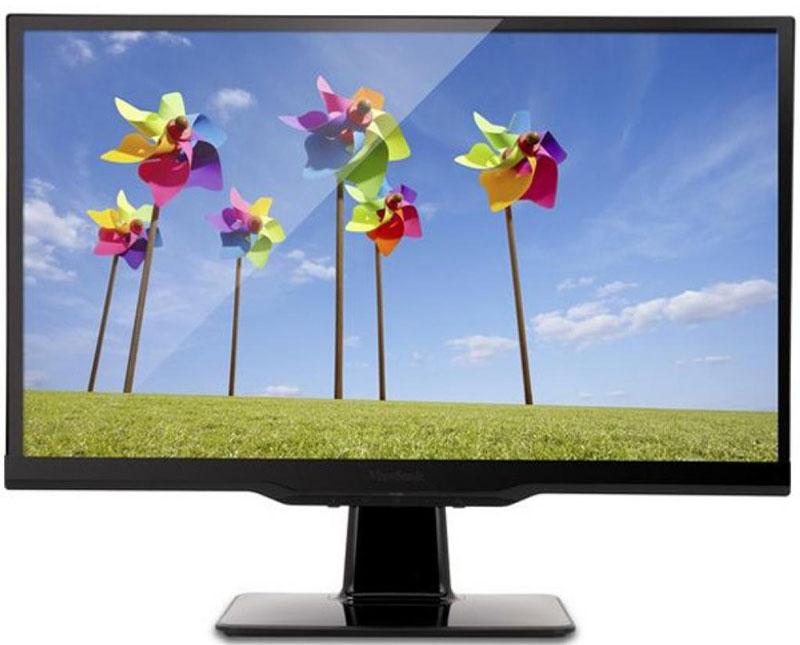 ViewSonic VX2363SMHL, Black мониторVS1570323-дюймовый мультимедийный монитор ViewSonic VX2363Smhl-W Full HD с портами HDMI и MHL/HDMI для подключения различных устройств высокой четкости и мобильных устройств. Технология SuperClear IPS, широкие углы обзора 178 градусов и покрытие 95 % цветового пространства sRGB обеспечивают превосходный уровень цветопередачи. Благодаря технологии ClearMotiv со сверхкоротким временем отклика 2 мс (GtG), технологии ViewMode и двум динамикам любители кино и ценители компьютерных игр получат отличное качество звука и изображения. Технологии для защиты глаз Flicker-Free и Blue Light Filter, режим ECO, элегантный ободок без рамки, белое глянцевое покрытие корпуса и крепления, соответствующие стандартам VESA, делают монитор VX2363SMHL-W превосходным устройством для любого дома или офиса. Технология улучшения изображения SuperClear IPS с охватом 95 % цветового пространства sRGB и широкими углами обзораТехнология ClearMotive со сверхкоротким временем отклика 2 мс (GtG), обеспечивающая изображение без размытия и искаженийВходные разъемы MHL/HDMI, HDMI и VGA, обеспечивающие гибкие возможности для подключения. Два встроенных стереодинамика для высококачественного воспроизведения звуковых эффектов. Элегантный ободок без рамки, белое глянцевое покрытие корпуса и поддержка стандартов крепления VESA. Настройки сценария ViewMode для точного отображения цифрового контента. Технологии Flicker-Free и Low Blue Light для комфортного просмотра.Эксклюзивная технология обработки изображения ViewSonic ClearMotiv II обеспечивает сверхкороткое время отклика жидкокристаллического экрана в 2 мс, создавая плавное изображение без рывков, размытия и фантомных эффектов. Это сверхбыстрое время отклика идеально для игр с интенсивным использованием графической подсистемы, а также хорошо подойдет для просмотра спортивных передач или боевиков.Благодаря интегрированной поддержке MHL пользователи монитора VX2363Smhl-W могут подключать совместимые мобильные устройства, нап