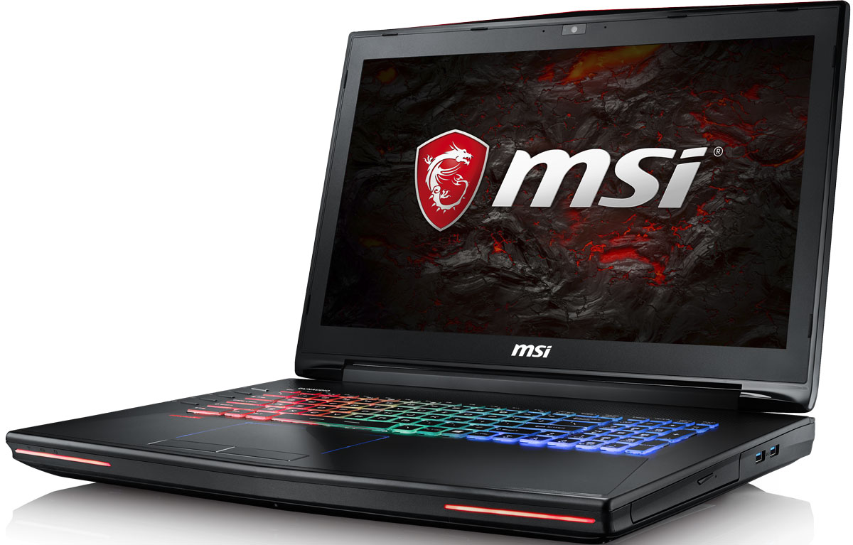 MSI GT72S 6QE-1274RU Dominator Pro G, BlackGT72S 6QE-1274RUMSI GT72S 6QE Dominator Pro G - мощный игровой ноутбук, внутри которого самые продвинутые мобильные комплектующие: процессор шестого поколения Intel Core i7 и графическая карта NVIDIA GeForce GTX 980M.Skylake - это кодовое имя новой 14-нм микроархитектуры процессоров Intel последнего, 6-го поколения. По сравнению с предыдущими поколениями платформа Skylake обладает сниженным энергопотреблением при повышенной производительности. MSI GT72S 6QE Dominator Pro G оснащен процессором Core i7 6820HK с возможностью разгона от 3.ГГц до 4 ГГц и выше. Super RAID 4 - это новейшая технология построения высокоскоростных систем хранения данных, основанная на архитектуре RAID 0. Объединяя два модуля PCI-E Gen.3 x4 SSD в единое целое, она позволяет развить невероятную скорость передачи данных - более 3800 Мбайт/с в режиме чтения! Вы сможете достичь максимально возможной производительности вашего ноутбука благодаря поддержке оперативной памяти DDR4-2133, отличающейся скоростью чтения более 2,9 Гбайт/с и скоростью записи 3,5 Гбайт/с. Возросшая на 30% производительность стандарта DDR4-2133 (по сравнению с предыдущим поколением, DDR3-1600) поднимет ваши впечатления от современных и будущих игровых шедевров на совершенно новый уровень.Тепло является одним из самых главных условий существования всего живого на Земле. Физика процесса проста: чем больше энергии затрачено, тем больше выделится тепла. Таким образом, охлаждение высокопроизводительных компьютерных систем становится довольно сложной задачей. Эксклюзивная технология MSI Cooler Boost 3 заключается в установке под капот вашего мощного ноутбука двух охлаждающих модулей и их объединения с индивидуальными теплоотводами - для GPU и CPU. Одно нажатие кнопки запуска системы охлаждения на полную мощь, и несколько теплоотводов в сочетании с двумя вентиляторами активно выведут генерируемое системой тепло наружу. Такое решение делает эту модель ноутбуком с самой эффективной системой о