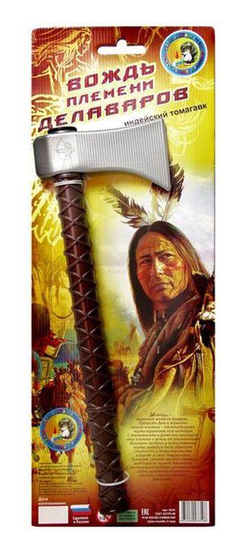 Строим вместе счастливое детство Индейский томагавк Вождь племени Делаваров