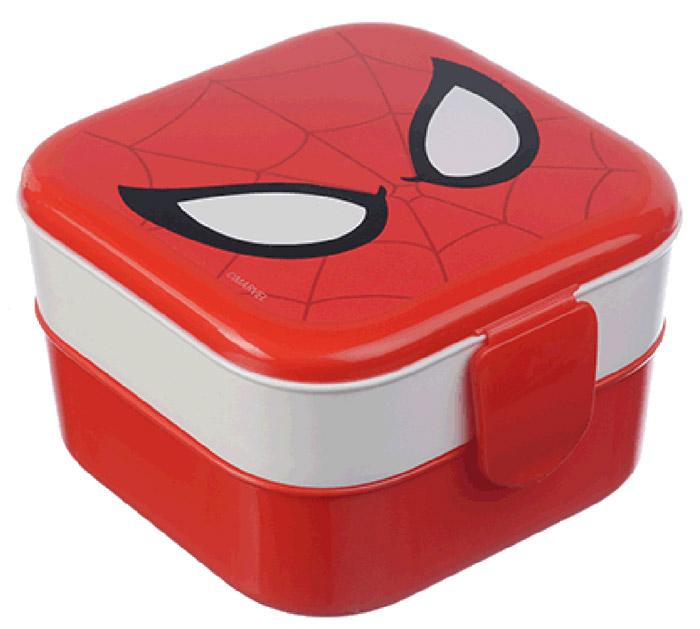Marvel Детский Контейнер для еды Человек-Паук М 1232-М