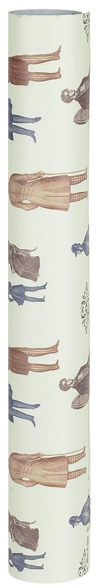 Бумага упаковочная Даринчи № 17, 69 х 48 см, 2 листа