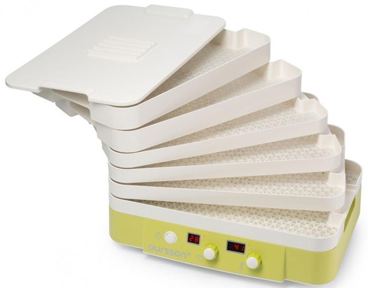 Oursson DH2400D/GA дегидратор-ферментатор - Техника для хранения, консервации и заготовок