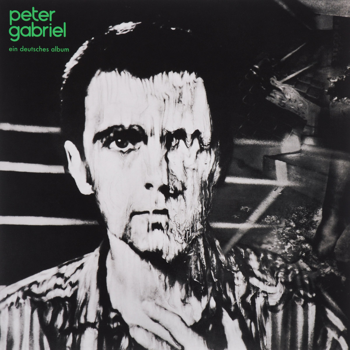 Питер Гэбриэл Peter Gabriel. Ein Deutsches Album. Remastered Edition (LP)