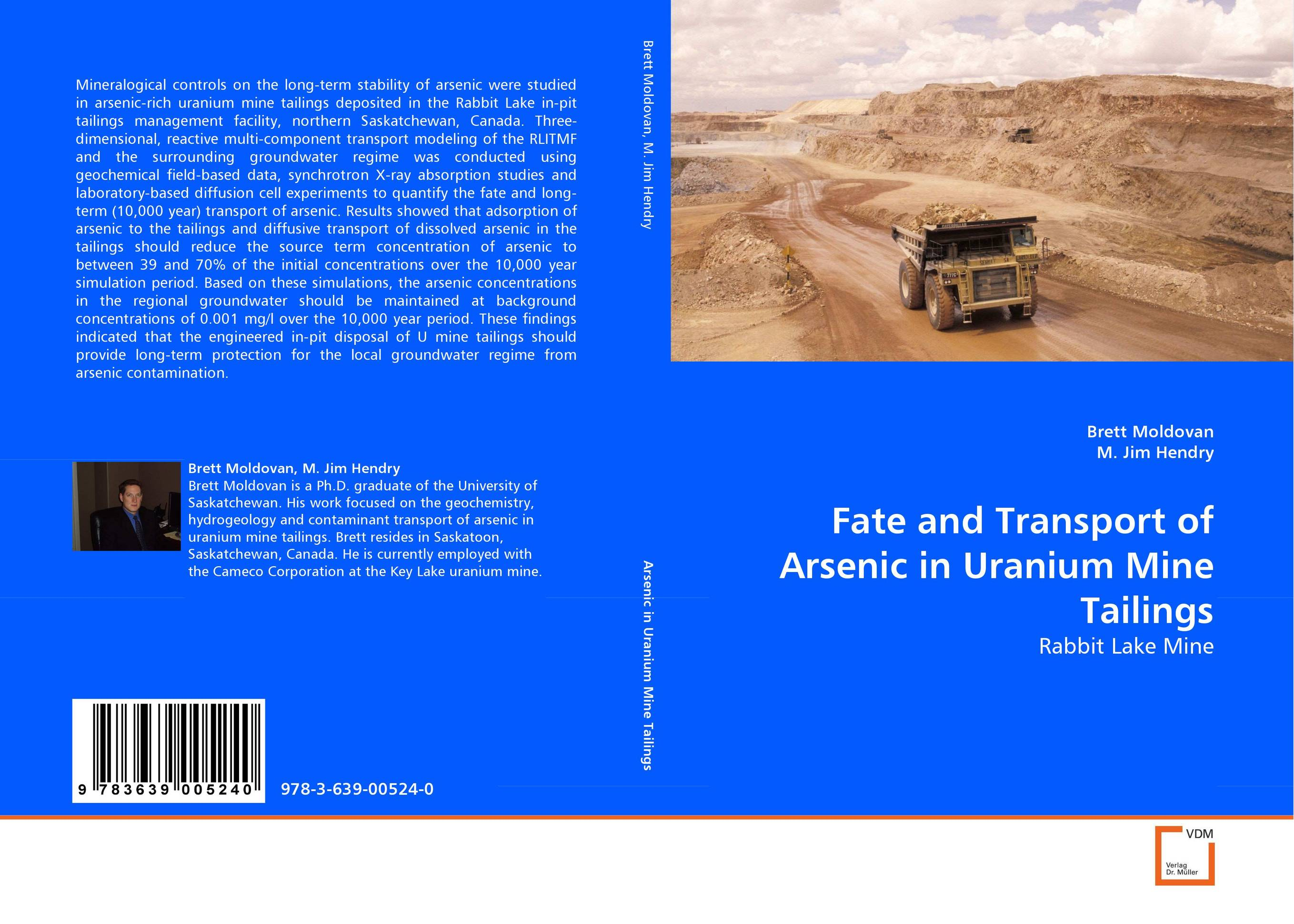 Fate and Transport of Arsenic in Uranium Mine Tailings psychiatric disorders in postpartum period