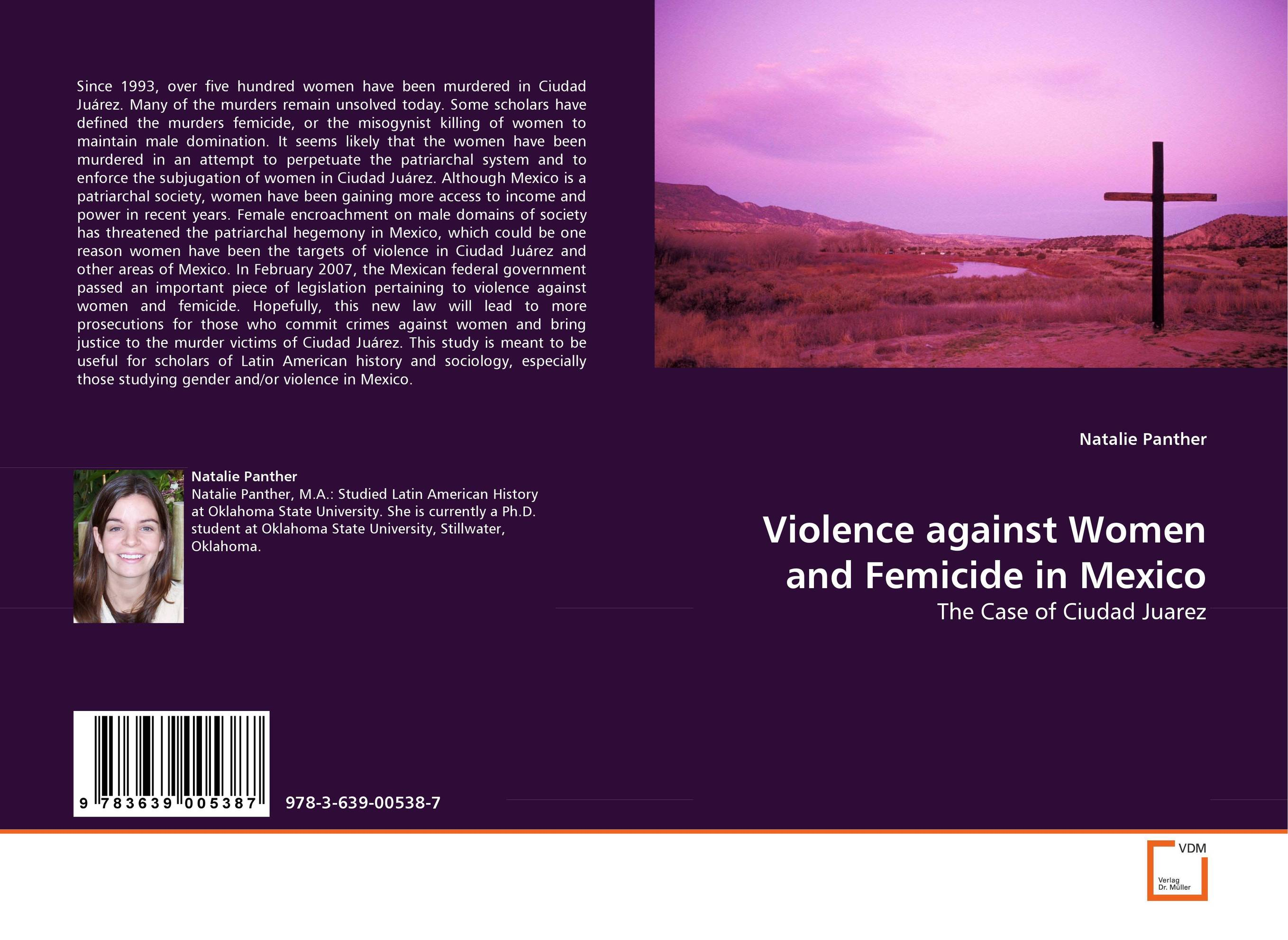 цена на Violence against Women and Femicide in Mexico