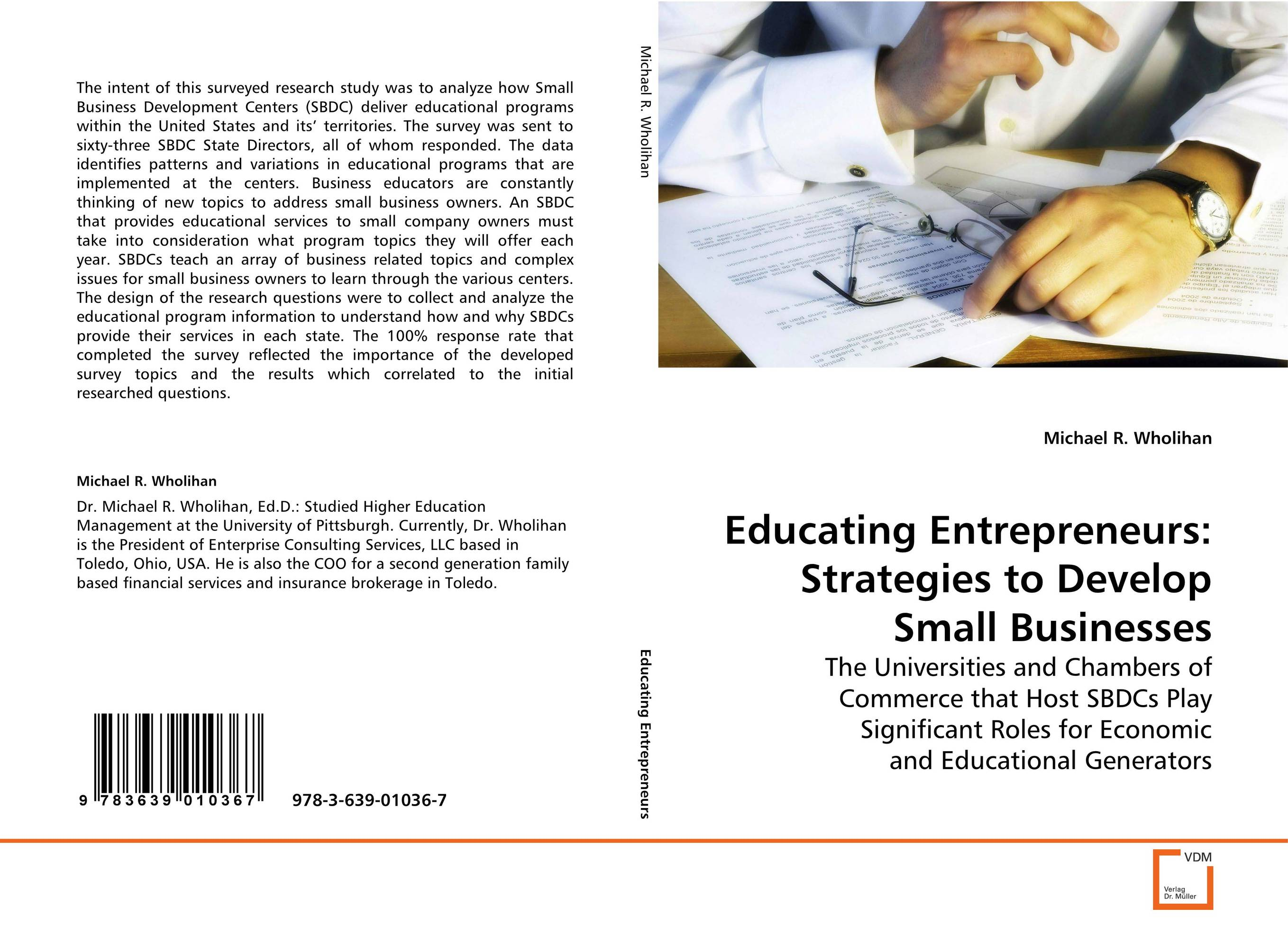 Educating Entrepreneurs: Strategies to Develop Small Businesses