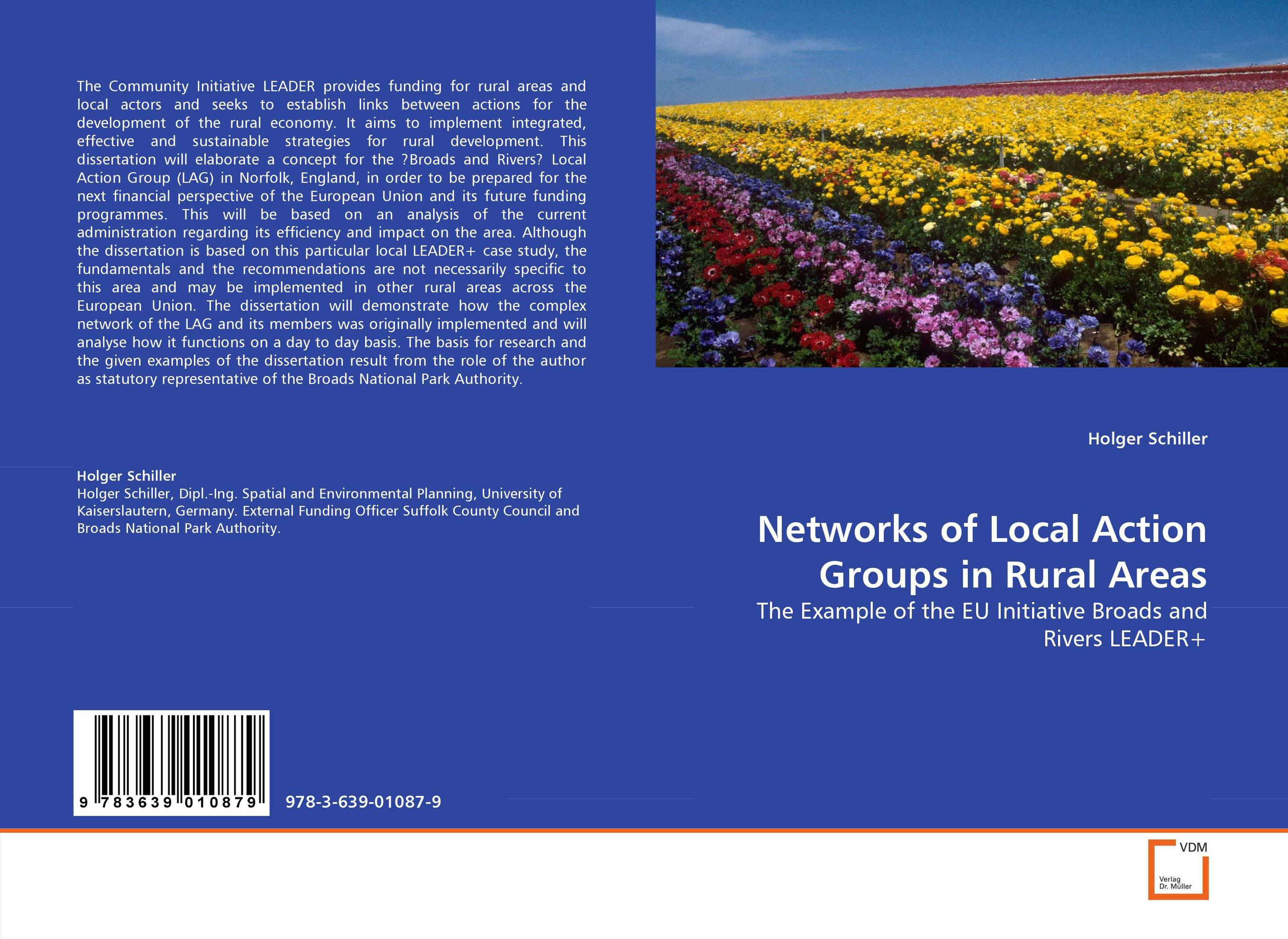 Networks of Local Action Groups in Rural Areas