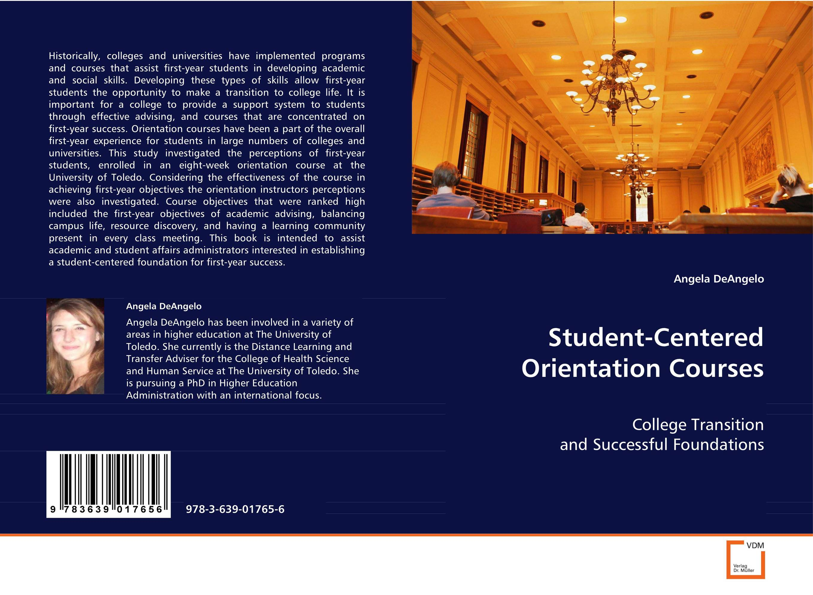 Student-Centered Orientation Courses raymond minns a student centered mathematics booklet system
