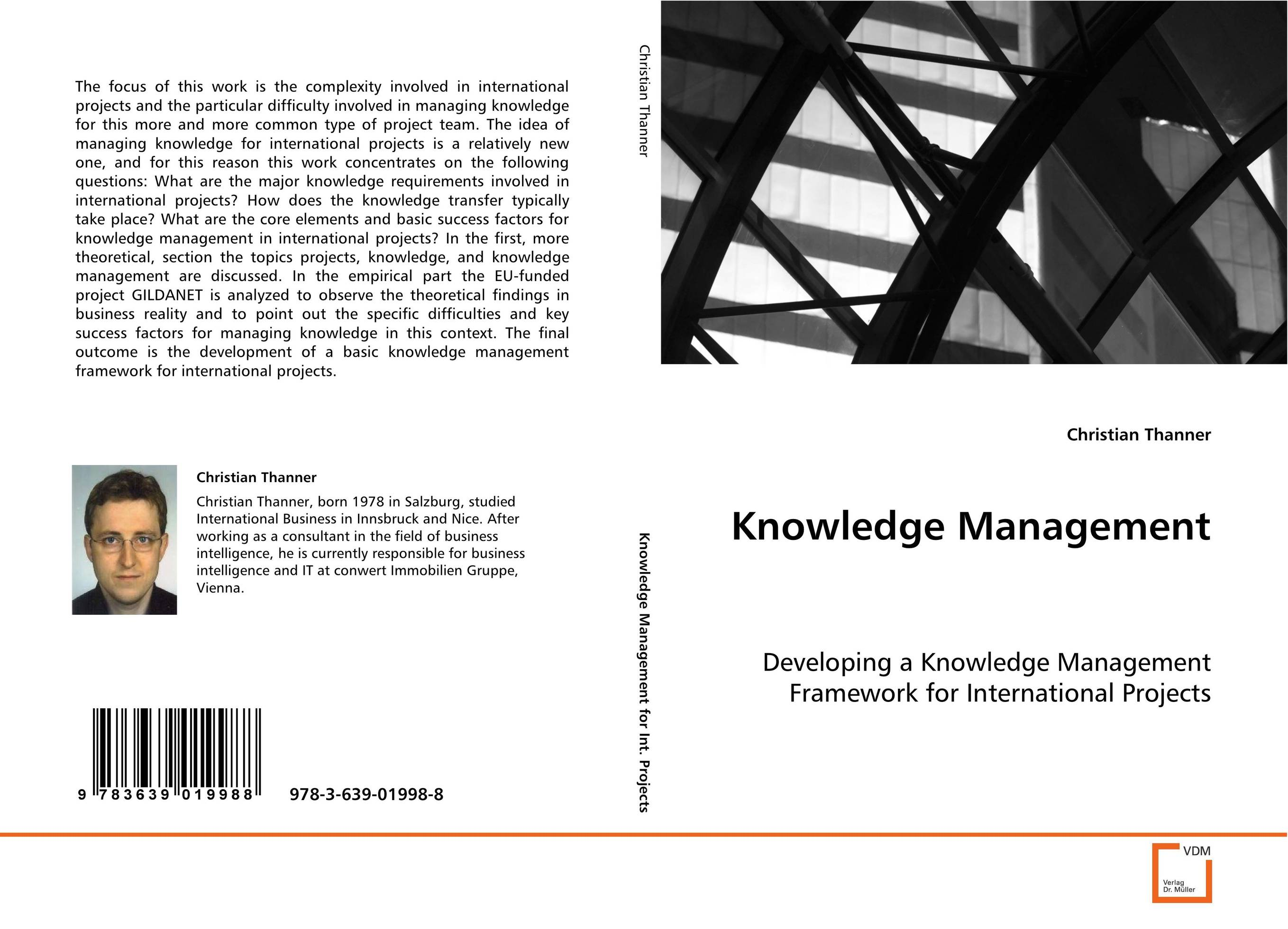 Knowledge Management george eckes six sigma team dynamics the elusive key to project success