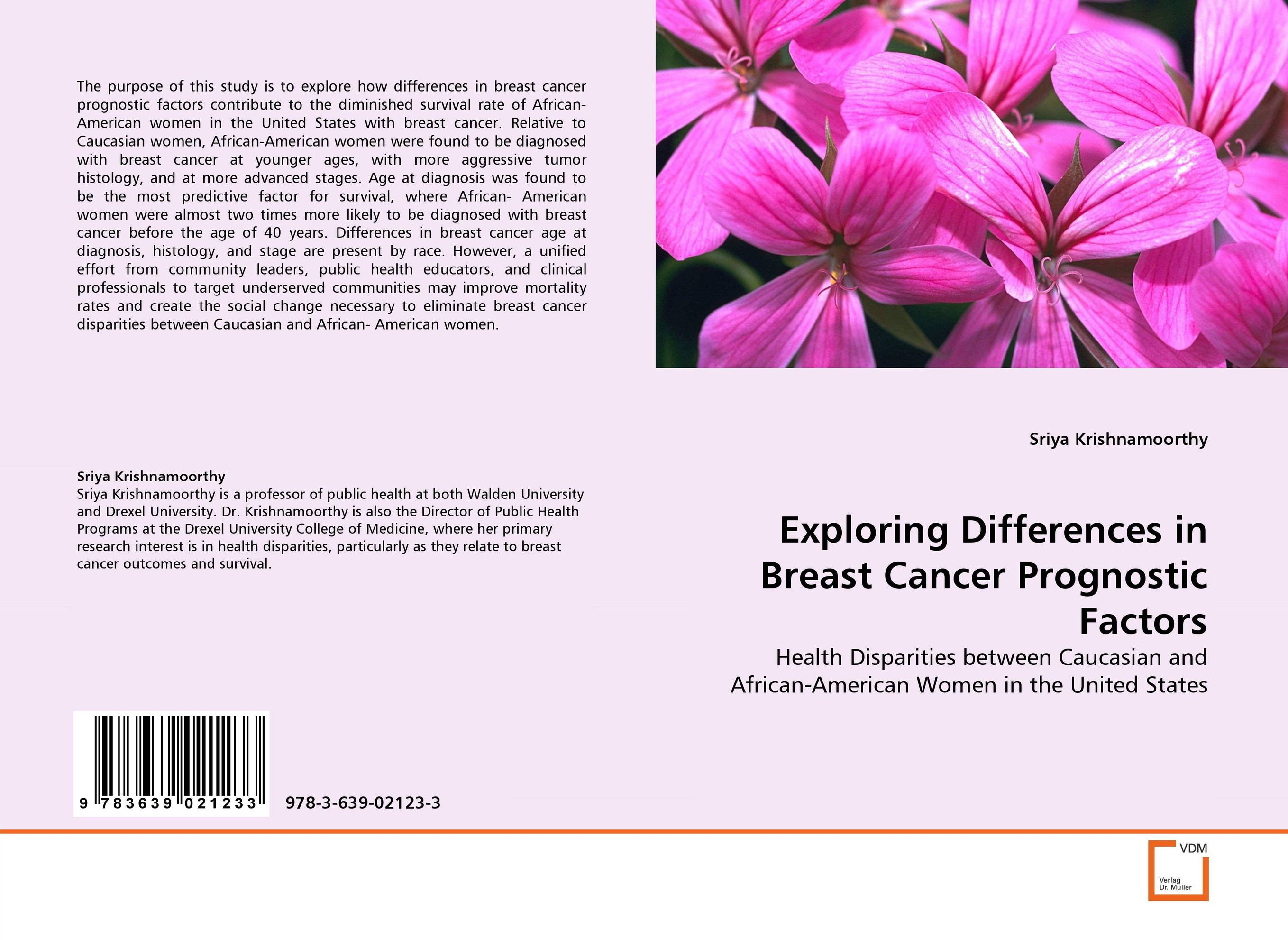Exploring Differences in Breast Cancer Prognostic Factors prognostic markers and cancer