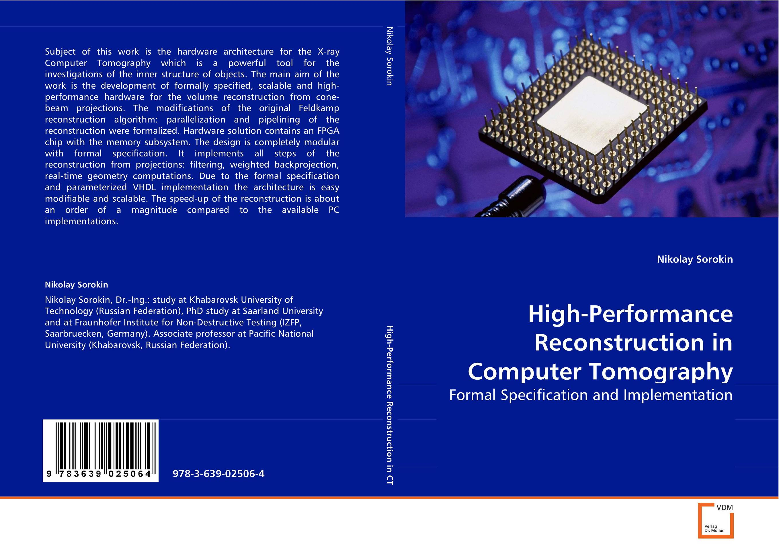 High-Performance Reconstruction in Computer Tomography david rose s the startup checklist 25 steps to a scalable high growth business