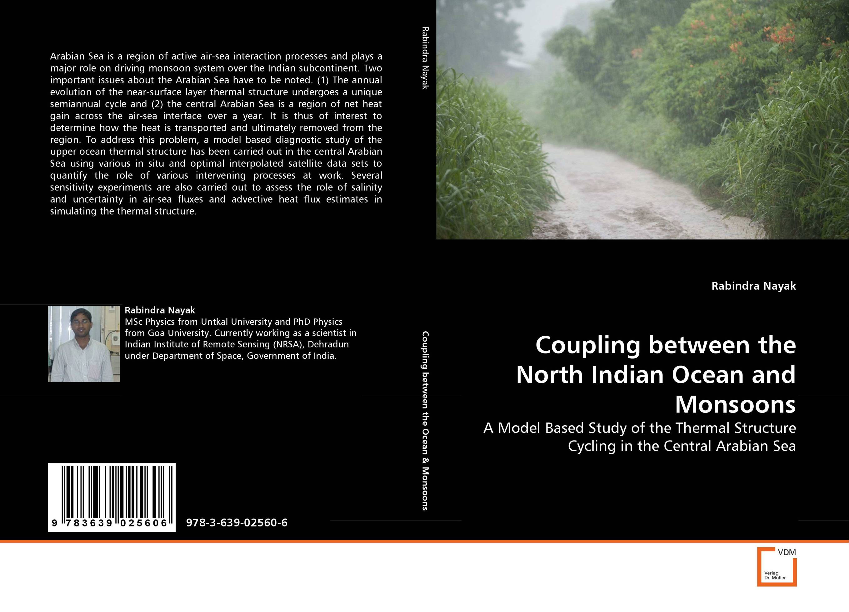 Coupling between the North Indian Ocean and Monsoons baricco a ocean sea