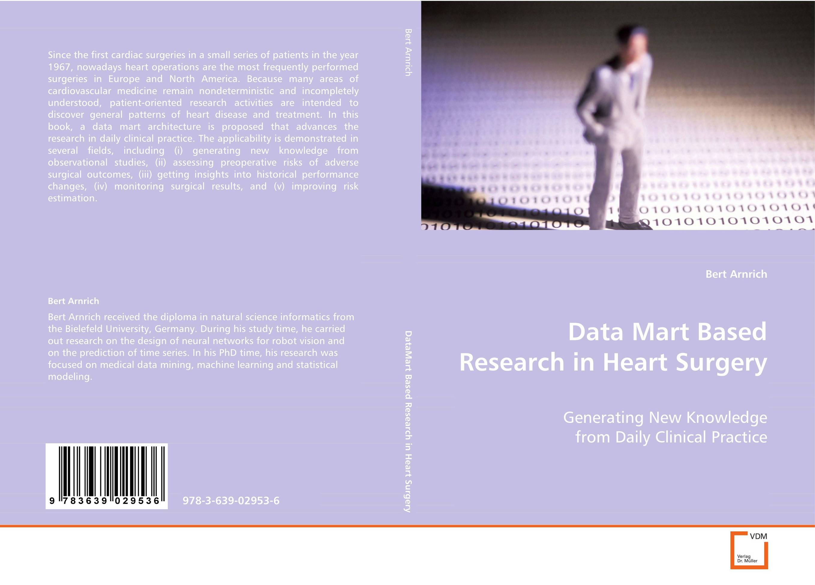 Data Mart Based Research in Heart Surgery mart laar the power of freedom
