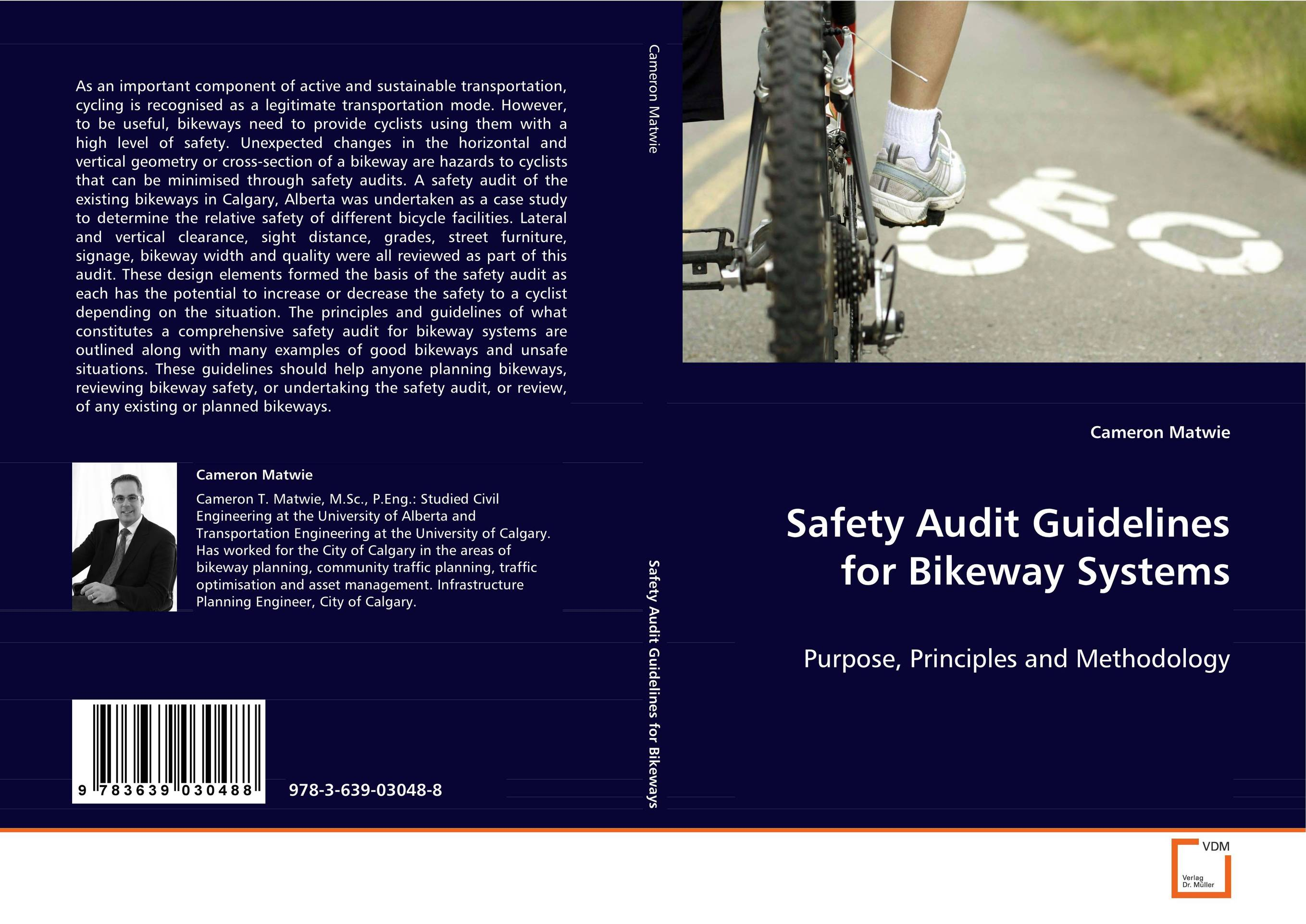 Safety Audit Guidelines for Bikeway Systems