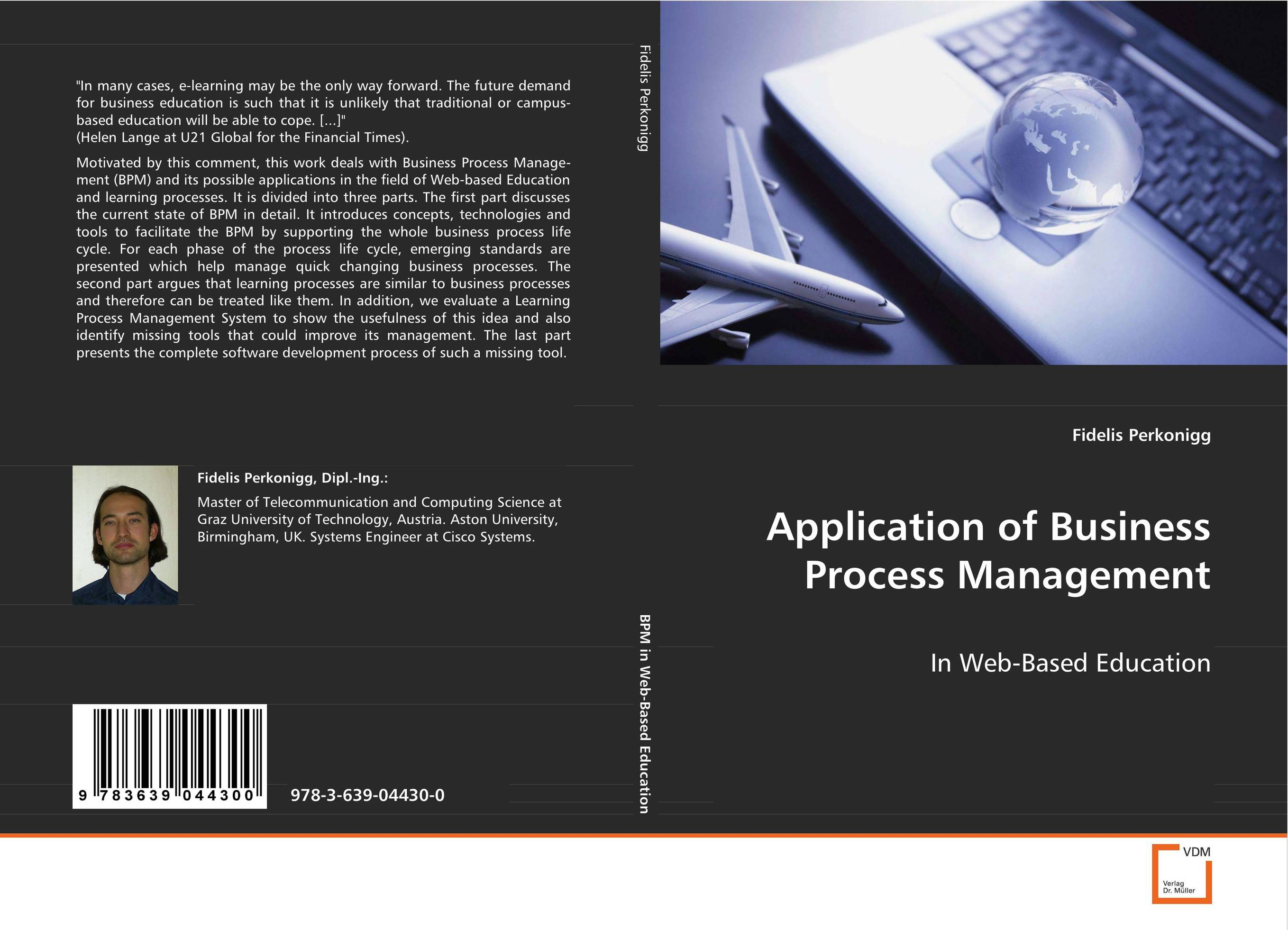 Application of Business Process Management overview of web based business