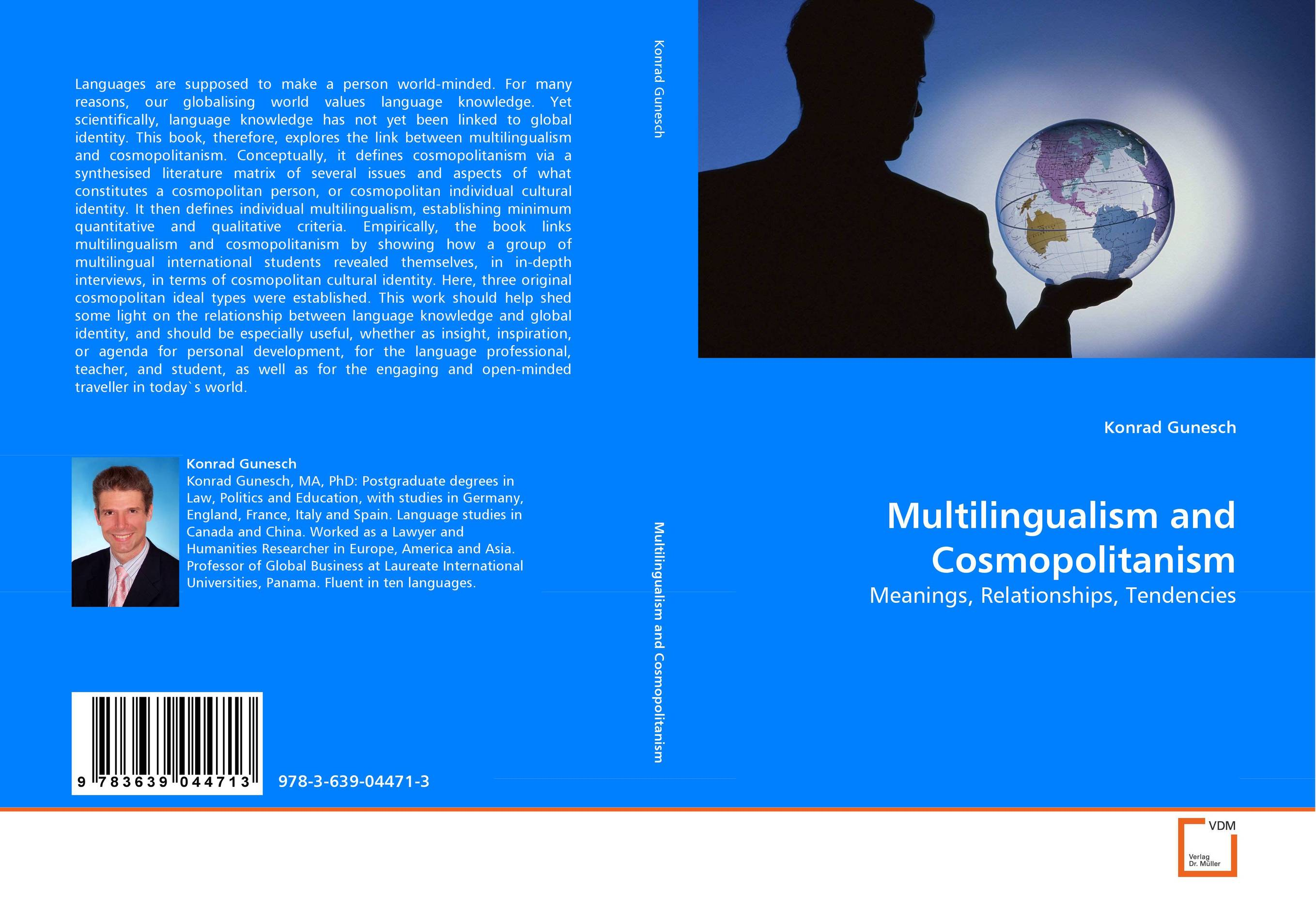 Multilingualism and Cosmopolitanism multilingualism and language choice for news delivery
