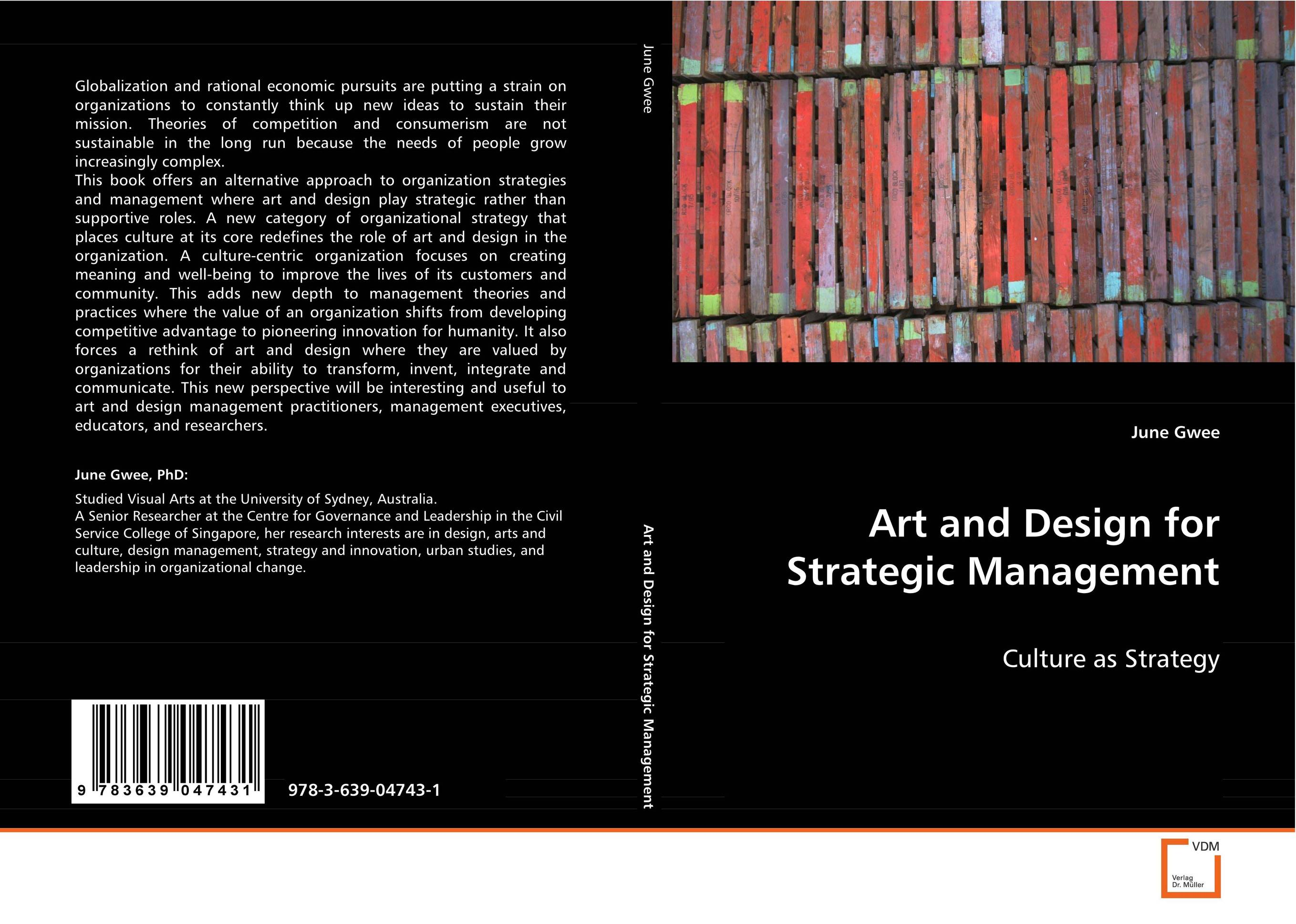 Art and Design for Strategic Management