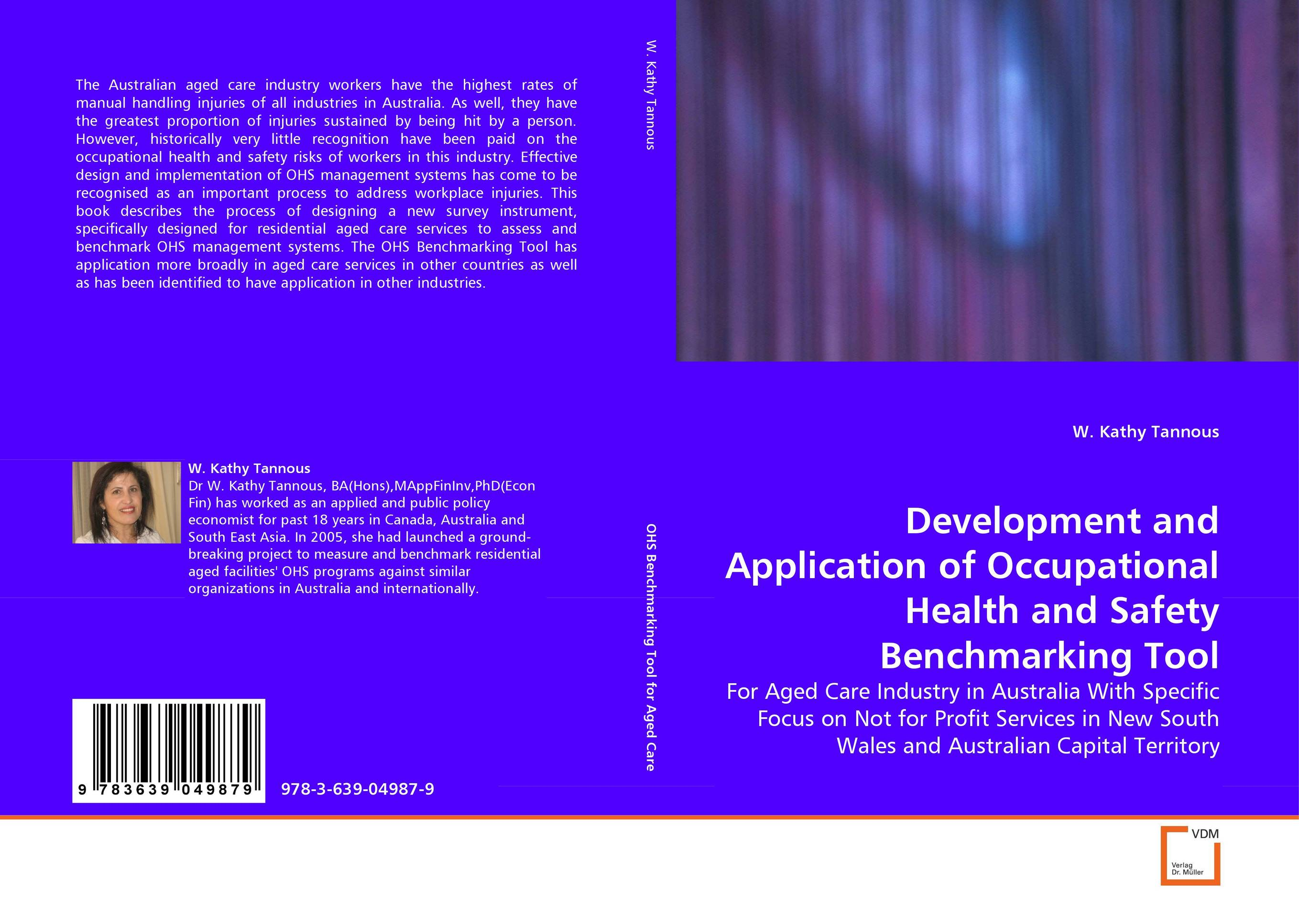 Development and Application of Occupational Health and Safety Benchmarking Tool arlene walker the application of the psychological contract to occupational safety