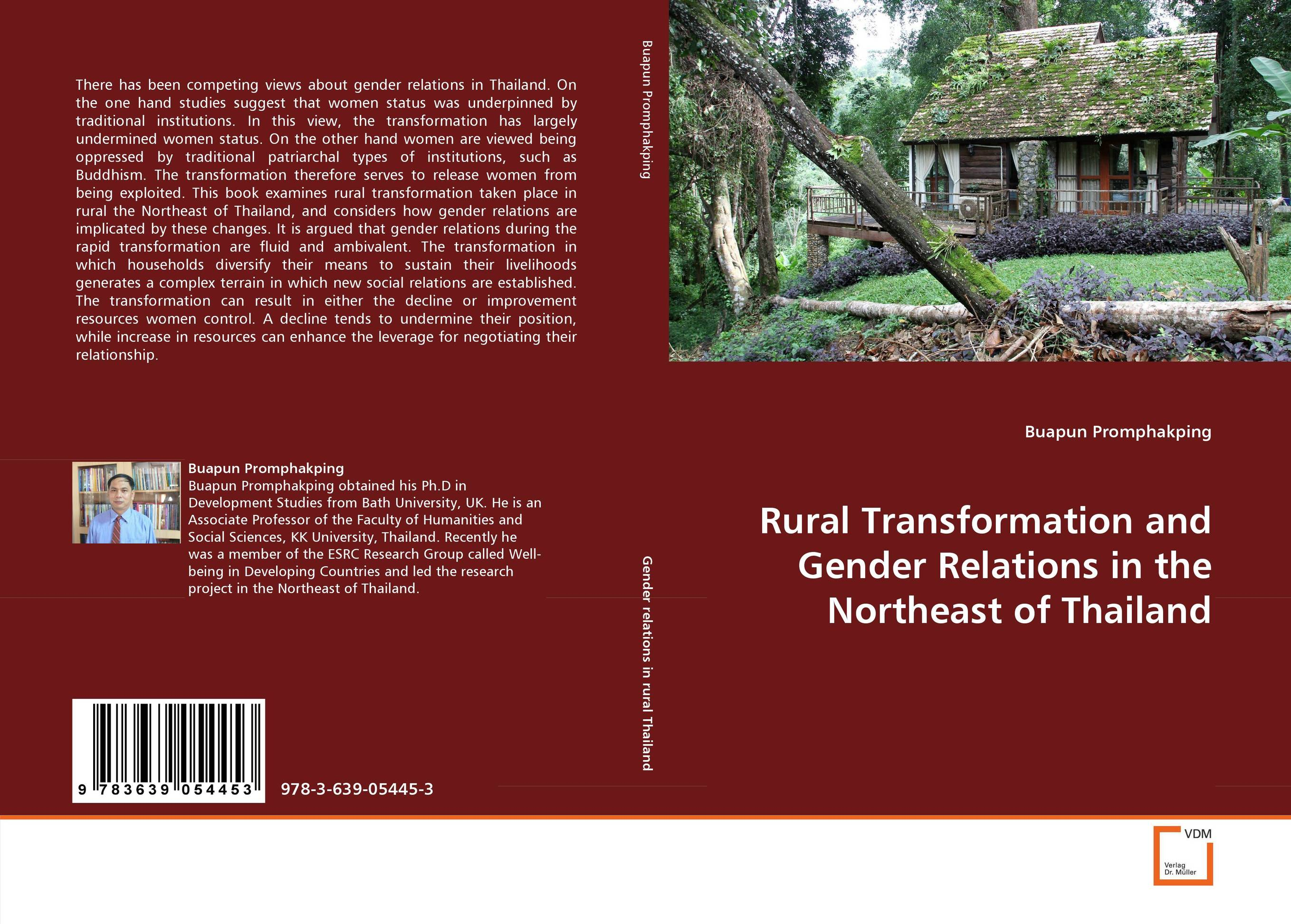 Rural Transformation and Gender Relations in the Northeast of Thailand [show z store] infinite transformation it01 mightron mp36 mp 36 transformation action figure