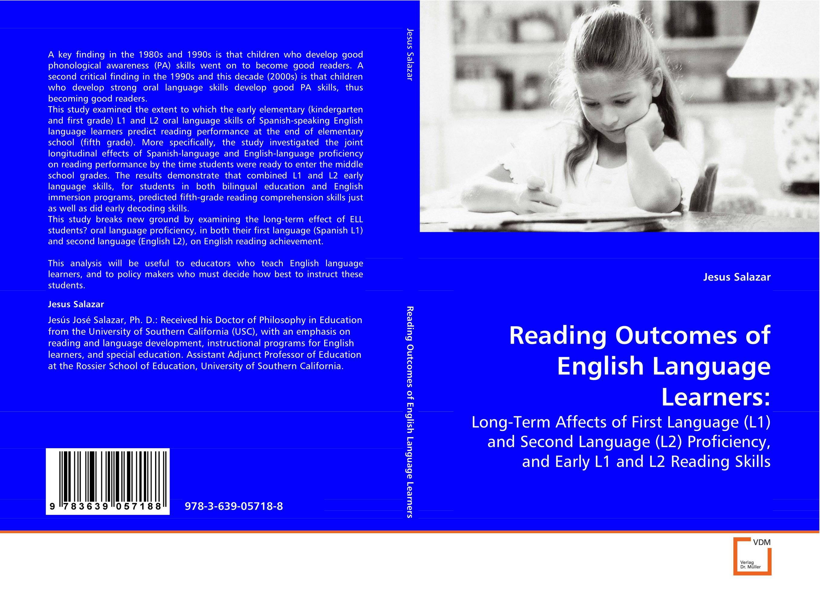 Reading Outcomes of English Language Learners: lisa kohne two way language immersion students how they fare in secondary school