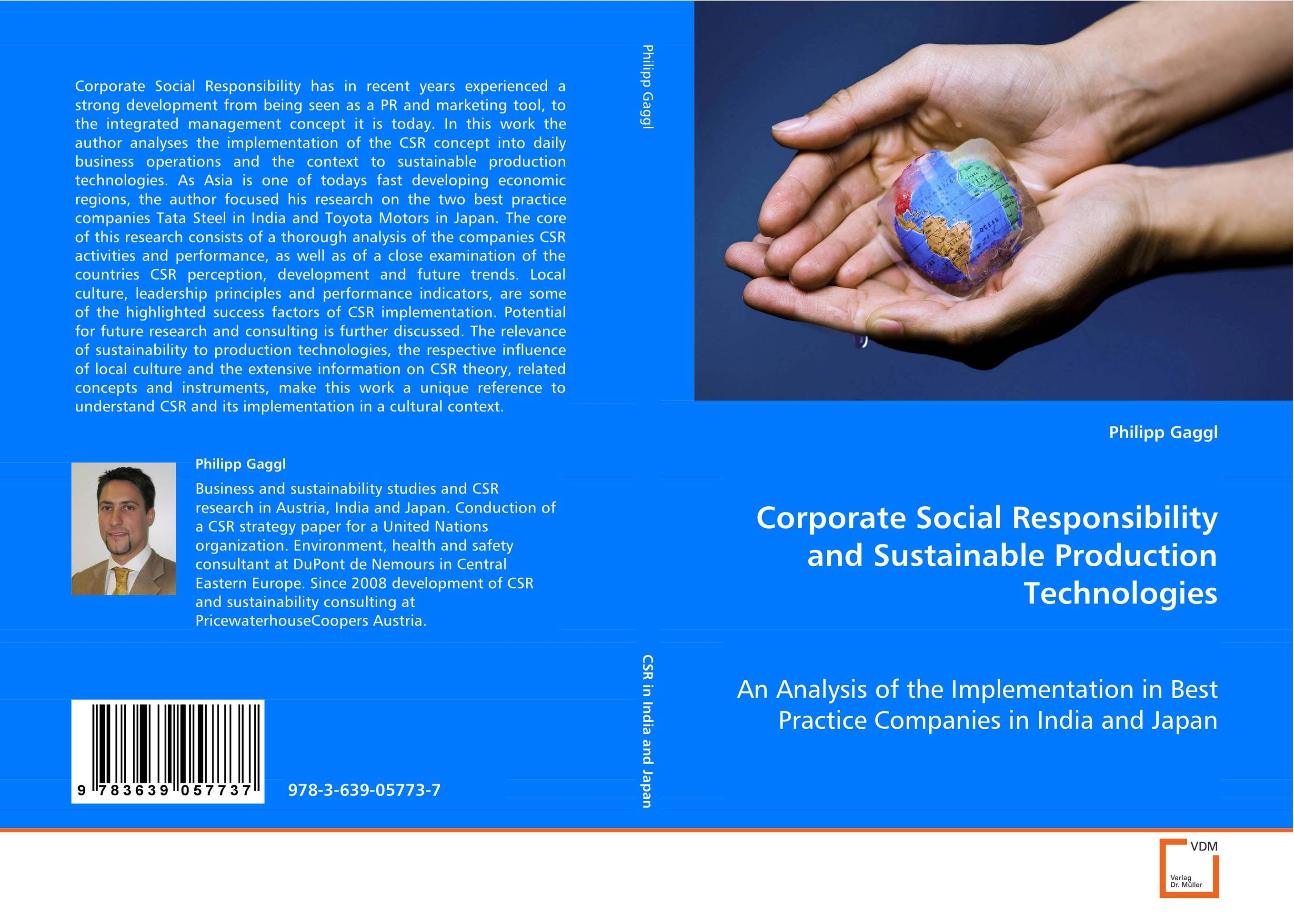 corporate social responsibility and single strongest